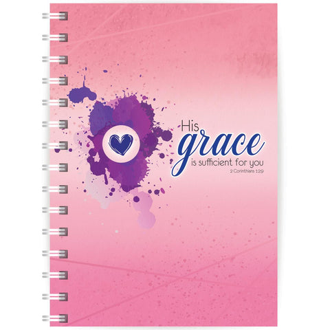 Grace A5 Notebook
