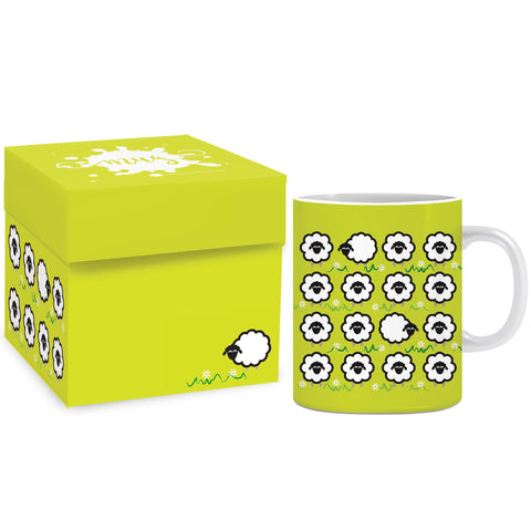 Sheep Mug & Gift box