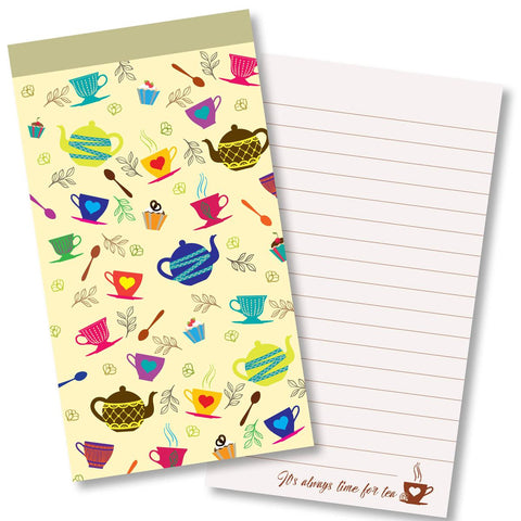 Time for tea Jotter