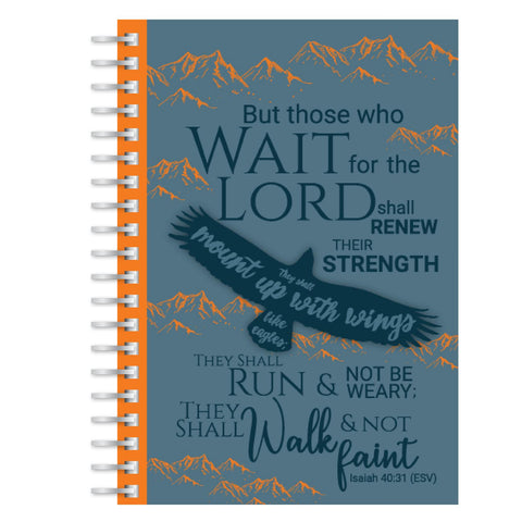 Eagles Wings A5 notebook