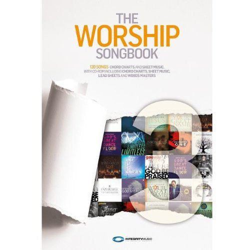 The Worship Songbook 3 - Integrity Music - Re-vived.com