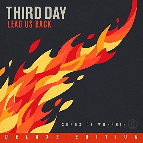 Lead Us Back: Songs of Worship Deluxe Edition - Third Day - Re-vived.com