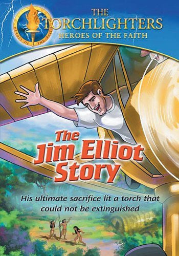 Torchlighters: The Jim Elliot Story DVD - Torchlighters - Re-vived.com