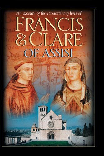 Francis and Clare of Assisi [DVD] [1999] [NTSC] - Vision Video - Re-vived.com