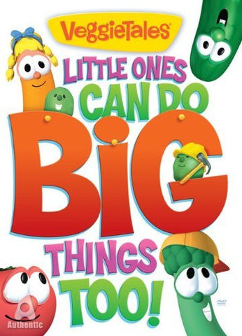 Veggie Tales: Little Ones Can Do Big Things Too! - VeggieTales - Re-vived.com