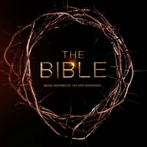 Bible: Inspired By the Epic Mini Series - Various Artists - Re-vived.com