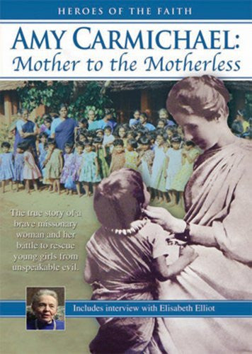 Amy Carmichael: Mother to the Motherless [DVD] [2011] [Region 0] [NTSC] - Vision Video - Re-vived.com