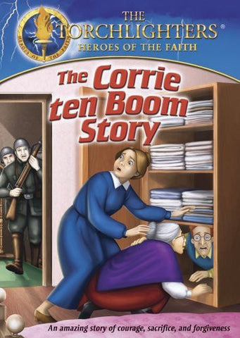 Torchlighters: The Corrie Ten Boom Story DVD - Torchlighters - Re-vived.com