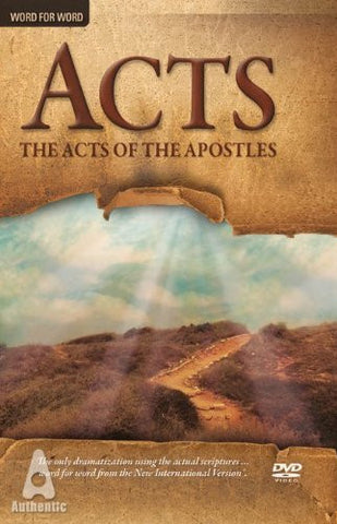 Acts: The Acts Of The Apostles - Re-vived - Re-vived.com