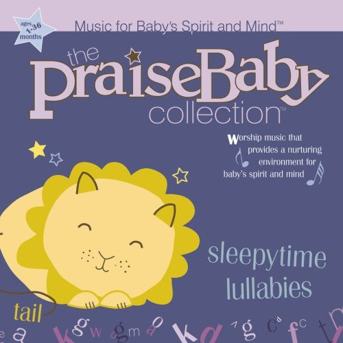 Sleepytime Lullabies - Praise Baby - Re-vived.com
