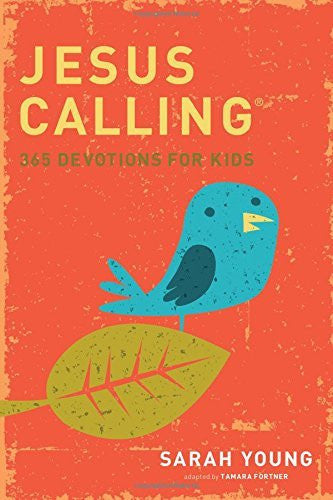 Jesus Calling: 365 Devotions for Kids - Re-vived - Re-vived.com