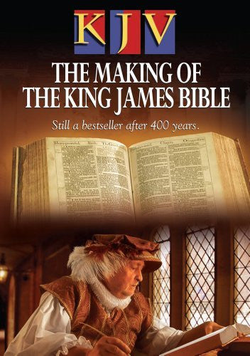 Kjv: The Making of The King James Bible [DVD] [2010] [Region 0] [NTSC] - Vision Video - Re-vived.com