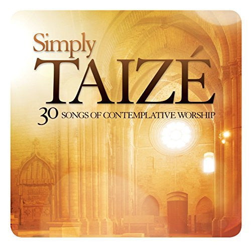 Simply Taizé - Various Artists - Re-vived.com
