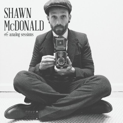 The Analog Sessions - Shawn McDonald - Re-vived.com