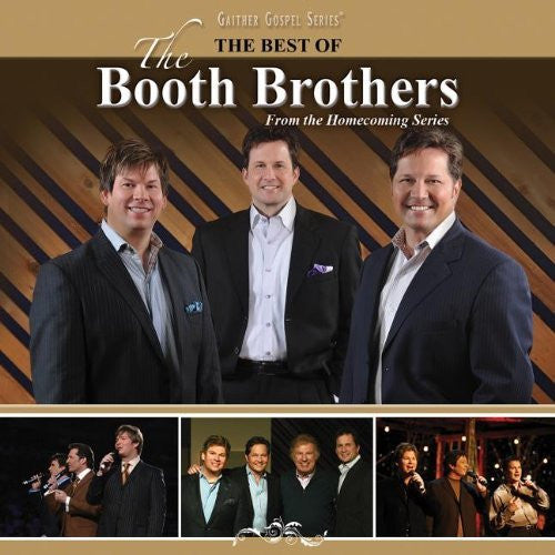 The Best of Booth Brothers - The Booth Brothers - Re-vived.com