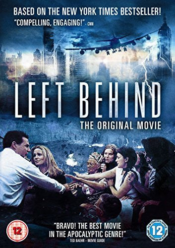 Left Behind: The Movie [DVD] - 101 FILMS - Re-vived.com
