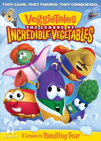 Veggie Tales: Incredible Vegetables - VeggieTales - Re-vived.com