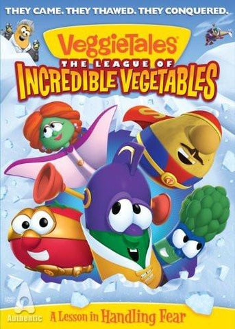 Veggie Tales: Incredible Vegetables