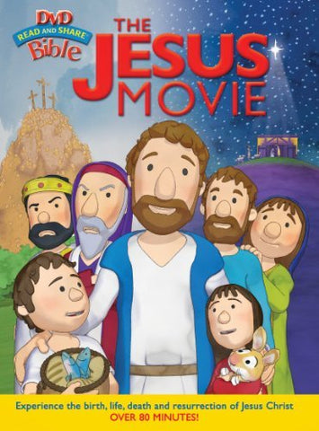 Read And Share: The Jesus Movie DVD