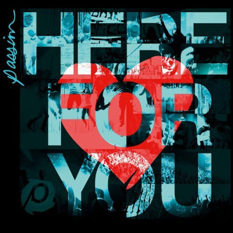 Passion: Here For You CD - Various Artists - Re-vived.com
