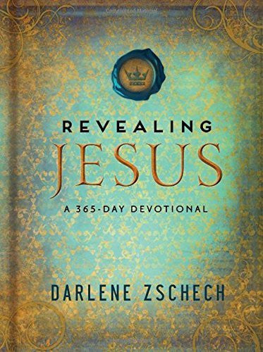 Revealing Jesus: A 365-Day Devotional - Bethany House Publishers, a division of Baker Publishing Group - Re-vived.com