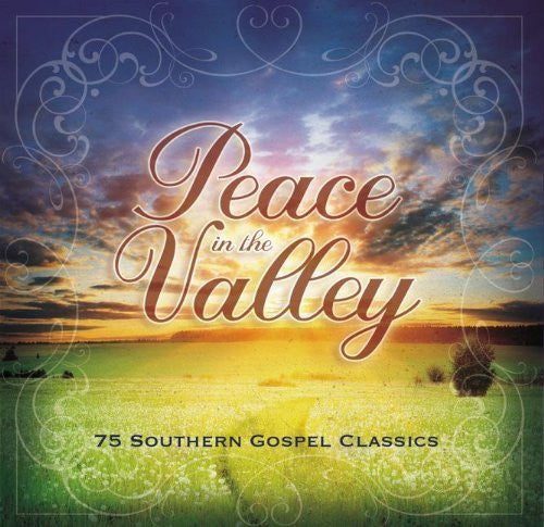 Peace in the Valley: 75 Classic Southern Gospel Songs 5 CD Collection - Capitol CMG - Re-vived.com