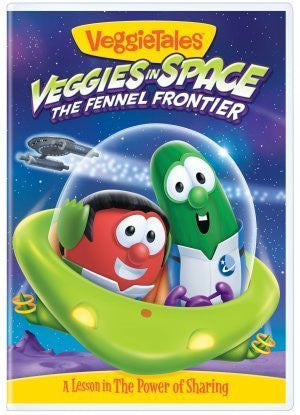 Veggies In Space The Fennel Frontier DVD - Re-vived - Re-vived.com