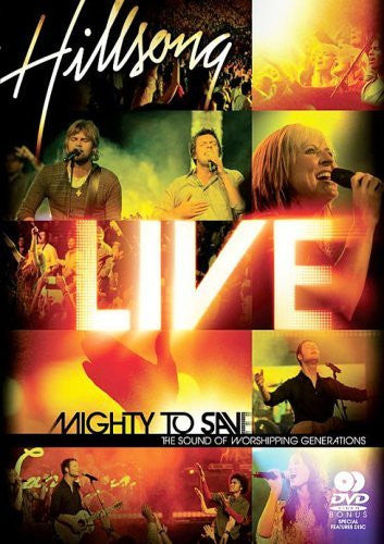 Hillsong: Mighty To Save [DVD] - Hillsong - Re-vived.com