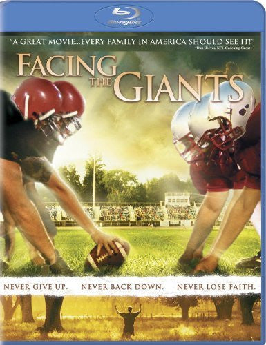 Facing the Giants [Blu-ray] [2006] [US Import] - Re-vived - Re-vived.com