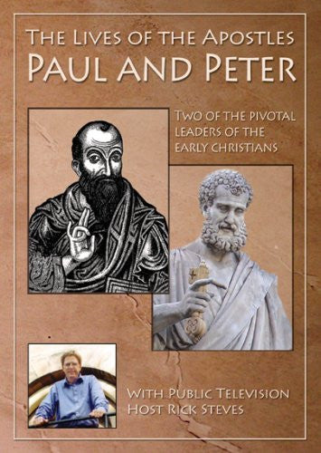 Lives of the Apostles Peter & Paul [DVD] [2008] [US Import] - Vision Video - Re-vived.com
