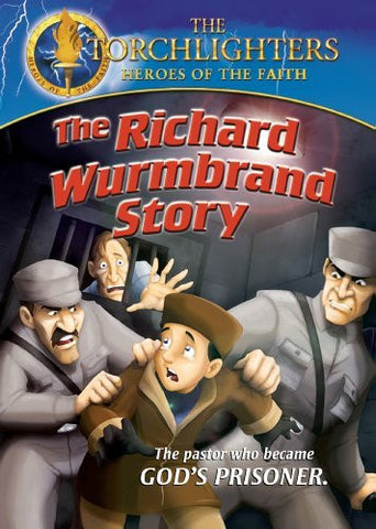 Torchlighters: The Richard Wurmbrand Story DVD - Torchlighters - Re-vived.com