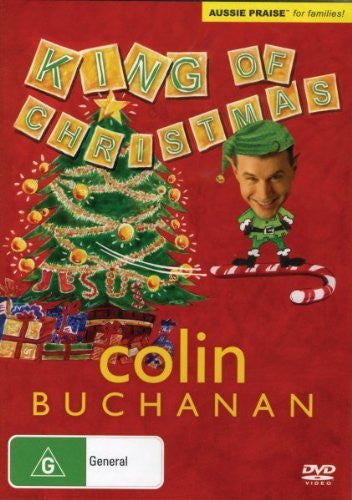 King of Christmas DVD - Colin Buchanan - Re-vived.com