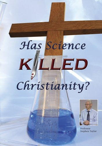 Has Science Killed Christianity? [DVD] - Vision Video - Re-vived.com