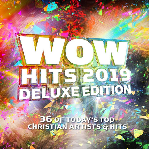WOW Hits 2019 Deluxe Edition 2CD