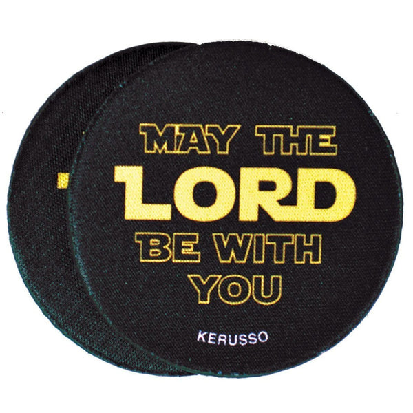 May the Lord Auto Coaster (2-pack)