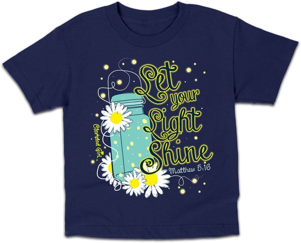Lightning Bug Kids T-Shirt, Small