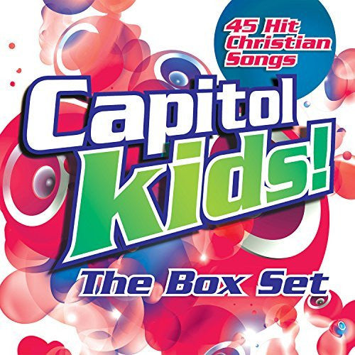 Capitol Kids the Box Set - Capitol CMG - Re-vived.com