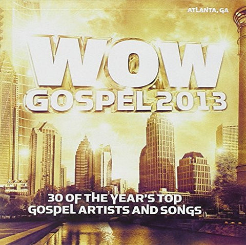 Wow Gospel 2013 - Provident-Integrity Distribution - Re-vived.com