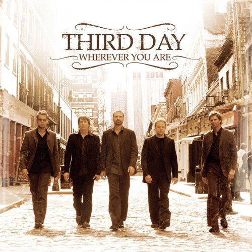Wherever You Are [Us Import] - Third Day - Re-vived.com