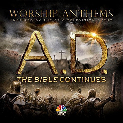 Ad: Worship Anthems - Various Artists - Re-vived.com