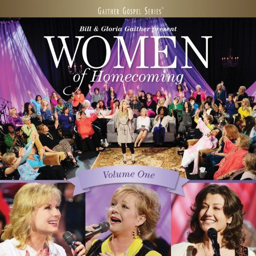 Women of Homecoming V.1 - Gaither Gospel Series - Re-vived.com