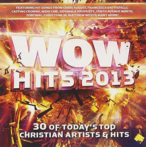 WOW Hits 2013 2CD - Various Artists - Re-vived.com