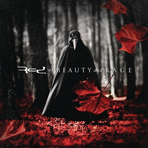 Of Beauty & Rage - Red - Re-vived.com