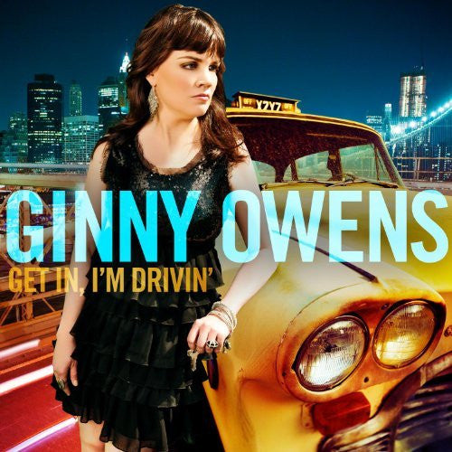 Get In I'm Driving - Ginny Owens - Re-vived.com