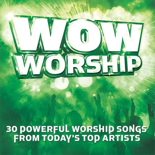 Wow Worship (Green) - Various Artists - Re-vived.com