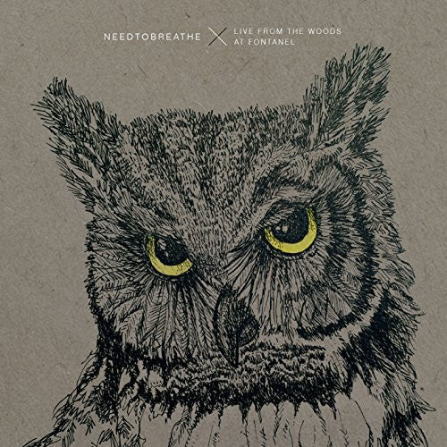 Live From The Woods - Needtobreathe - Re-vived.com