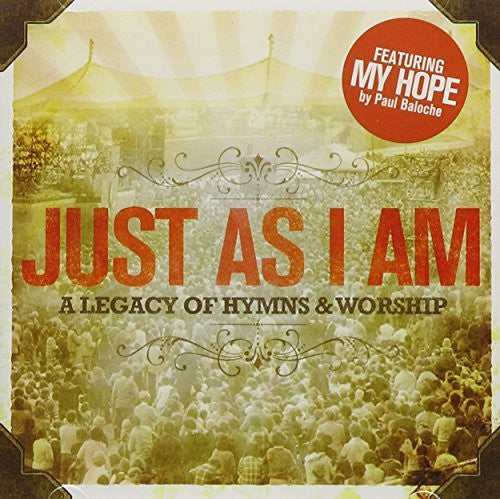 Just As I Am - a Legacy of Hymns - Various Artists - Re-vived.com