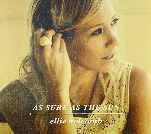 As Sure As the Sun - Ellie Holcomb - Re-vived.com