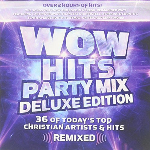 Wow Hits Party Mix (Deluxe) - Various Artists - Re-vived.com