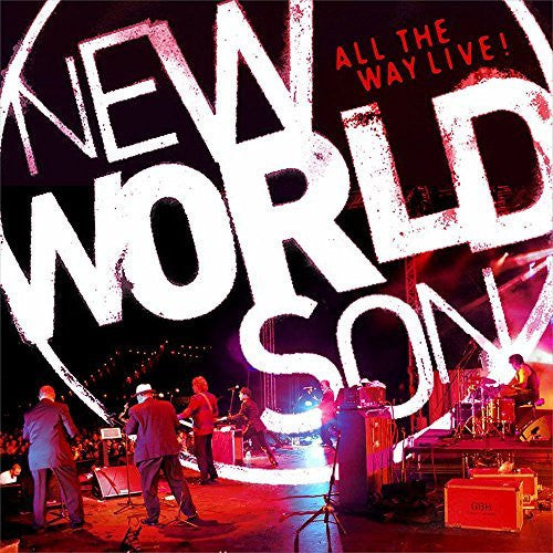 All The Way Live! 2CD - New World Son - Re-vived.com